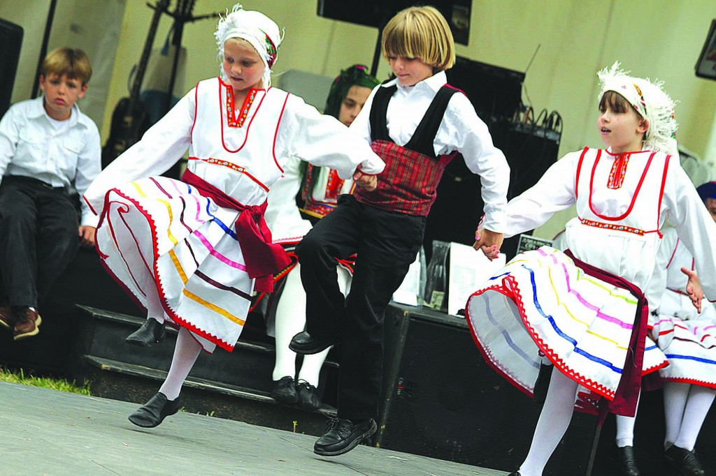 Enjoy dancing, food and more during the Spring Greek Fest this weekend. (File/The Post and Courier)