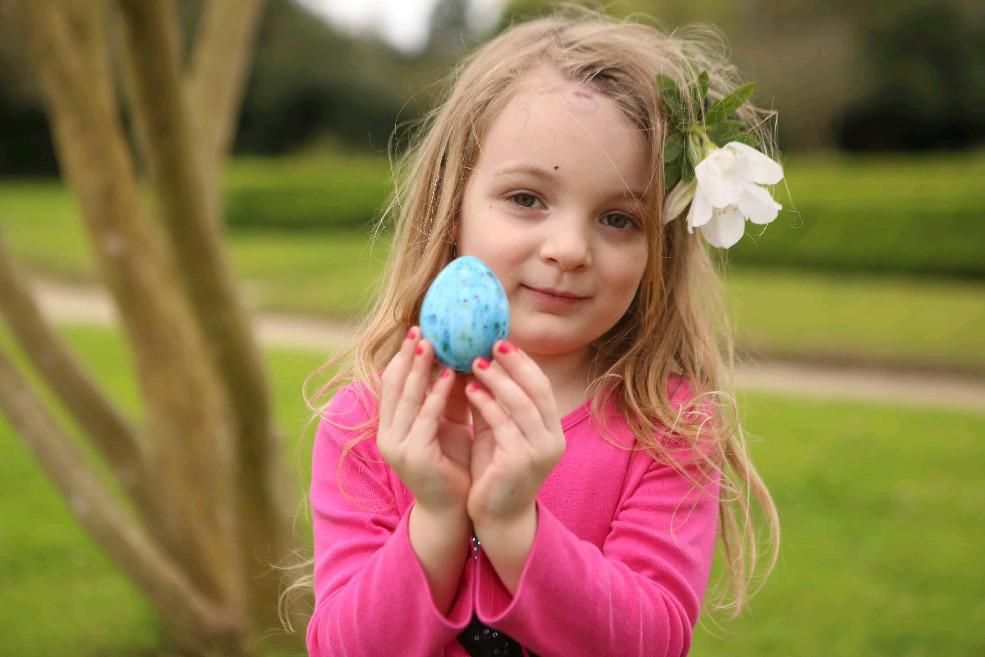 The annual Eggstravaganza at Middleton Place is one of many Easter festivities planned this weekend. (Photo by Marie Rodriguez/Special to the Post and Courier)